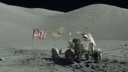 Unsung Heroes of Apollo-Era Moon Missions: the GM-Designed Lunar Rovers