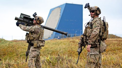 Special Ops Train To Defend Strategic Radar Outpost In The Aleutian Islands During All-Out War