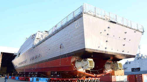 Critical Fix Will Take Years To Reach All Navy Freedom Class Littoral Combat Ships