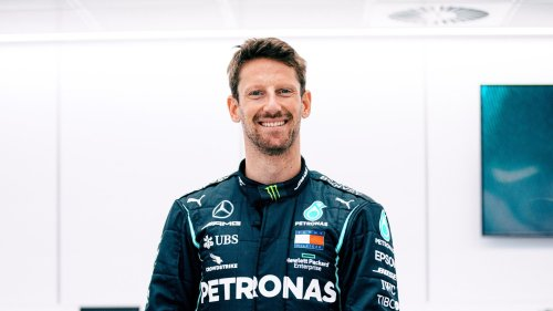 Grosjean Will Close His Formula 1 Career With a Mercedes W10 Test at the French GP