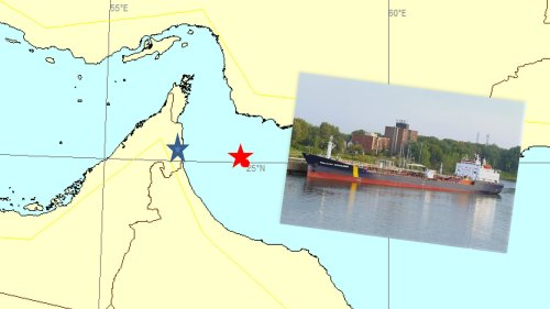 Puzzling Hijacking Of Commercial Vessel In Gulf Of Oman Comes To An End