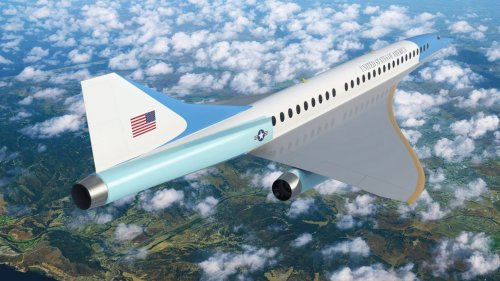 'Air Force Two' Replacement Dropped With Funds Redirected To Supersonic Transport Research