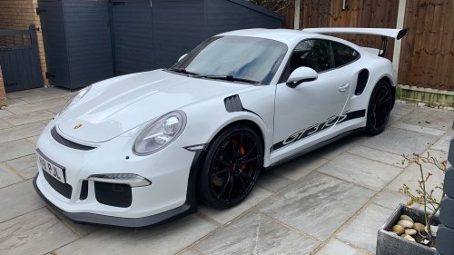 Bet You Can't Tell This Porsche 911 GT3 RS Is Really a Replica Built on a Boxster