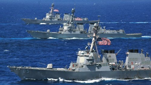 New Destroyer Task Force Established To Hunt Russian Submarines In The Atlantic