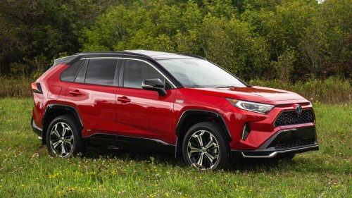2021 Toyota RAV4 Prime Review: A 302-HP Plug-In Hybrid That Changes the Crossover Game