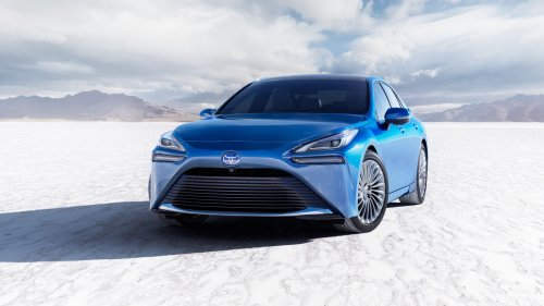 Toyota Still Won't Go All-in on Electric Cars