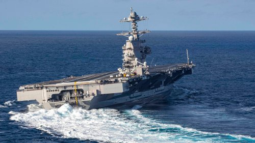 America's Troubled New Aircraft Carrier Will Finally Go On Its First Deployment Next Year