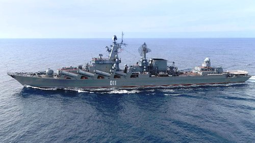 Russian Warships Came Within 34 Miles Of Hawaiian Shores U.S. Military Confirms