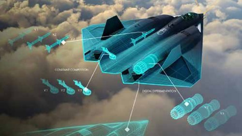 The Air Force Might Make Two Distinct Versions Of Its Next Multirole Stealth Fighter