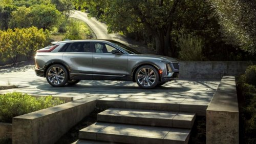 Cadillac Lyriq EV Reservations Are Now Open With a $100 Deposit
