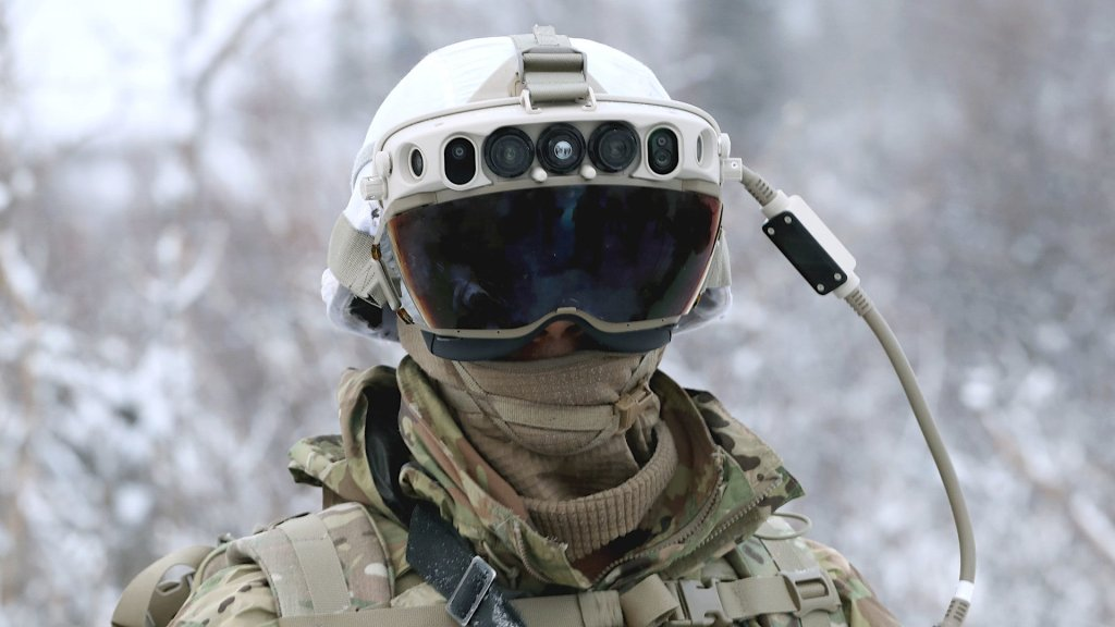 Military Tech - cover