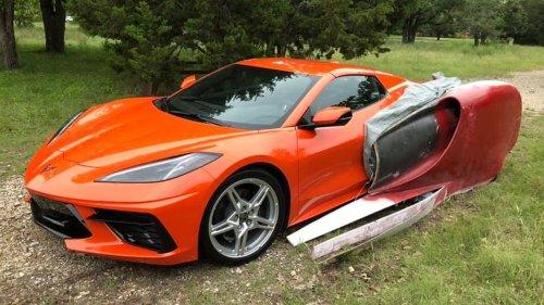 Homebuilt Fiberglass Corvette Project Proves Imagination Isn't Dead