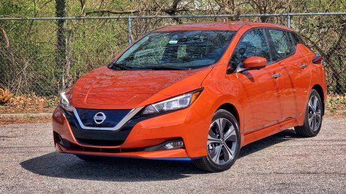 2021 Nissan Leaf Review: Don't Get the Most Expensive One