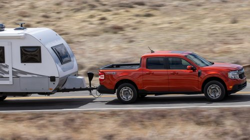 2022 Ford Maverick Buyers Who Paired FWD and Max Tow Pack Get AWD for Free
