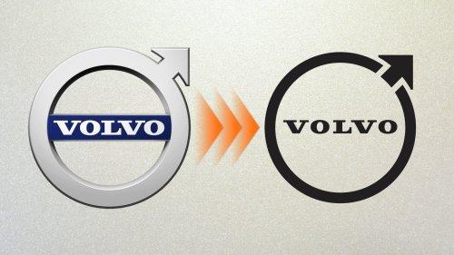 Volvo Has a New Logo