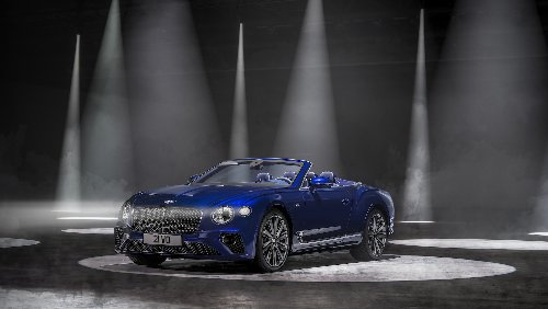 2022 Bentley Continental GT Speed Convertible: A 650-HP Open-Air Party for You and Three Friends