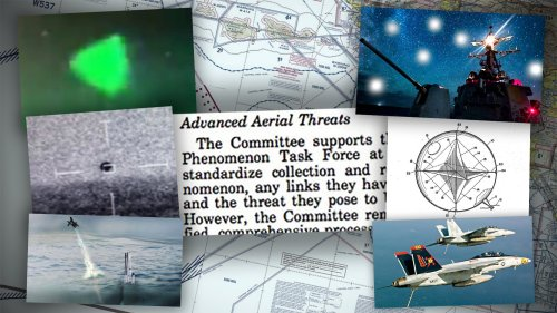 Adversary Drones Are Spying On The U.S. And The Pentagon Acts Like They're UFOs