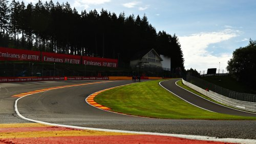 Spa's Most Dangerous Corner Is Finally Being Made Safer