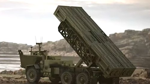 Army's New Unmanned Missile Launcher Could Target Ships And Air Defenses