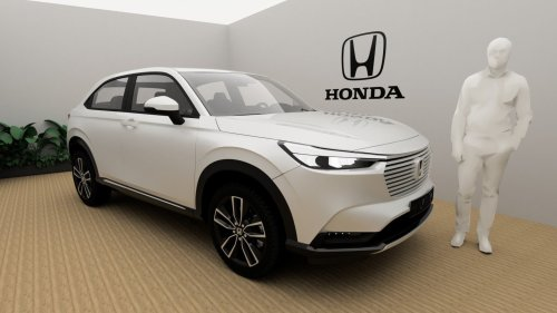 Honda Wants to Sell a Lot of Prologue Electric SUVs in 2024