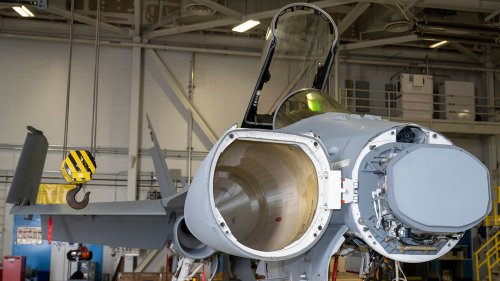 It's Official: Canada's CF-18 Hornet Fighters Are Set To Get New Advanced Radars