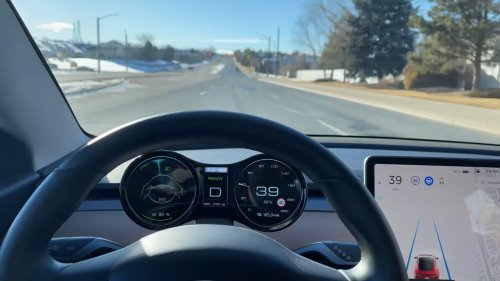 Aftermarket Instrument Clusters Fix Tesla Model 3's Main Omission