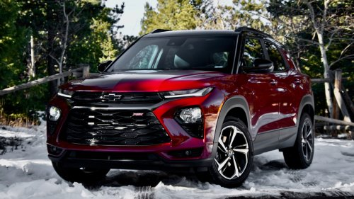2021 Chevrolet Trailblazer RS AWD Test Drive Review: Built for the Beaten Path