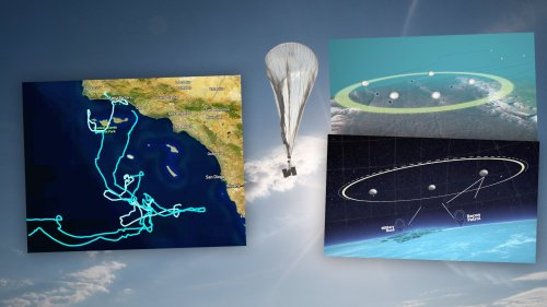 What We Know About The High-Tech Balloons Lingering Off The Coasts Of The U.S. Recently
