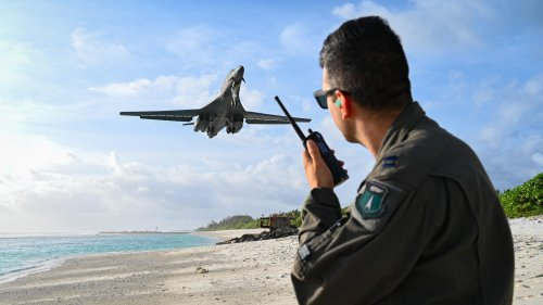 B-1 Bombers Deploy To Diego Garcia For The First Time In Over 15 Years
