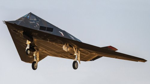 Stealthy F-117 Nighthawks Have Been Masquerading As Cruise Missiles Air Force Confirms