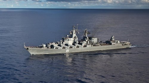 Russia Practices Destroying Enemy Carriers In Pacific Drills Sending U.S. Alarm Bells Ringing