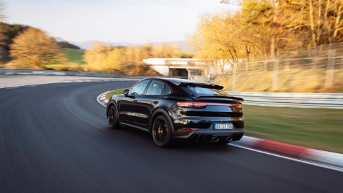 New Hi-Po Version of the Porsche Cayenne Just Smashed the SUV Nurburgring Lap Record at 7:38.9