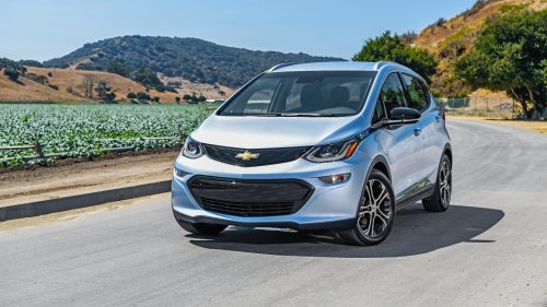 GM Has Spent $800 Million on Chevrolet Bolt Recalls