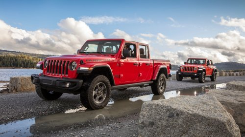 Jeep Now Offers Gorilla Glass Windshields for Wrangler and Gladiator