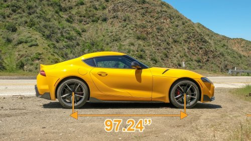 Here's How to Measure Your Car's Wheelbase