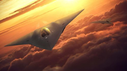 New Details Emerge About The Secretive Program That Aims To Replace The F-22