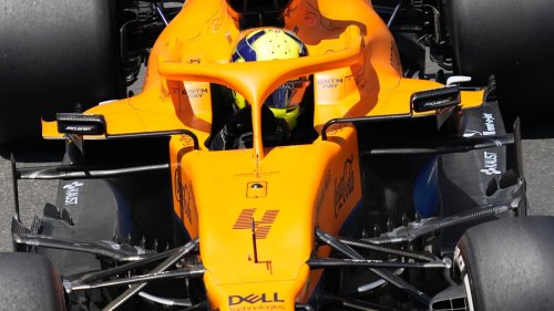 Mercedes-AMG Petronas, Aston Martin F1, and McLaren Explain How an F1 Steering Wheel Is Designed and Torture-Tested
