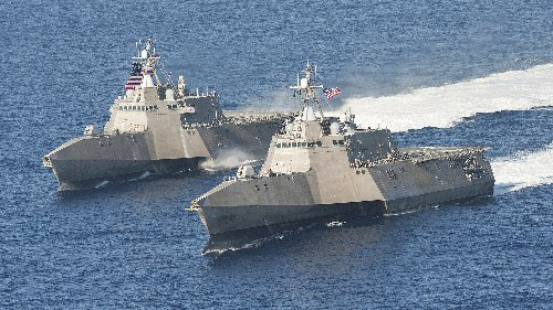 Littoral Combat Ships Cost Nearly As Much To Run As Guided Missile Destroyers