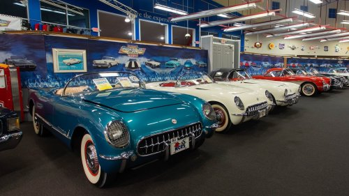 A Florida Muscle Car Museum Is Selling More Than 200 American Classics at No Reserve