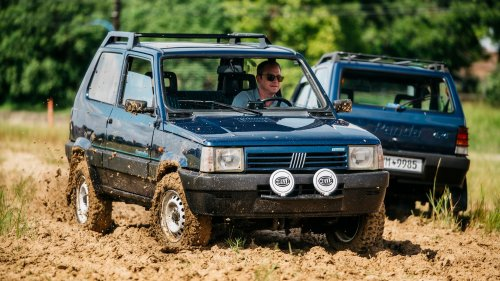 They Say the Fiat Panda 4x4 Isn't Worth Importing. They're Dead Wrong