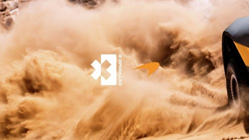 McLaren Is Going Off-Road Racing in Extreme E Next Year