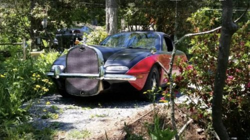 'Art Deco' Craigslist Miata Must Be Seen to Be Believed