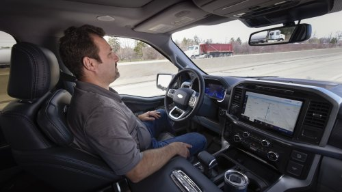 General Motors Sues Ford Over BlueCruise Hands-Free Driving Name