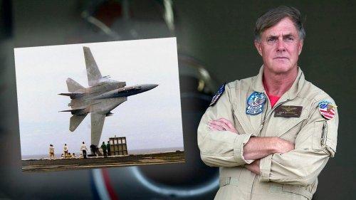"Final F-14 Demo Crewman Remembers Legendary Tomcat Demo Pilot Dale ""Snort"" Snodgrass"