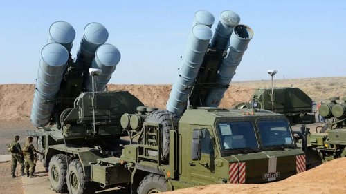 S-400 SAMs Knocked Out In Simulated Strikes During Big Army-Led Big Exercise In Africa