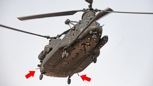 Night Stalker MH-47 Chinooks Can Use These Fuel Dump Pipes To Help Climb Over Mountains