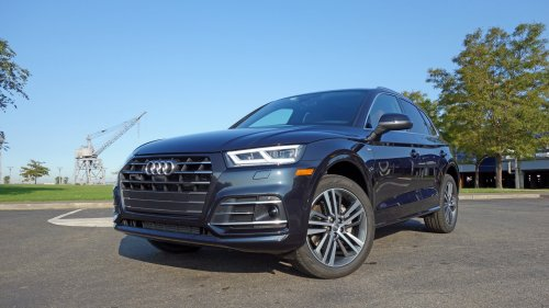 Audi Q5 55 Hybrid Review: Who Needs Gas, Anyway?