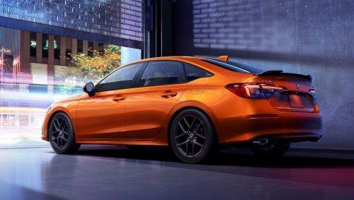 2022 Honda Civic Si Has a 6-Speed Manual, 200 HP, Lots of Type R Bits