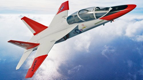 Navy Follows Air Force In Wanting Another Jet Trainer Variant For Aggressor And Support Roles