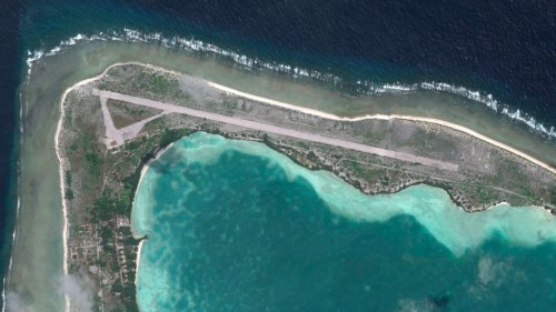 China Wants To Revive A Strategically Located Airfield Deep In The Pacific: Report